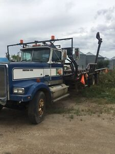 Used Bale Truck