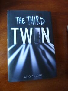 Books -The Third Twin, Stolen, Two by Two, From Bad to Cursed