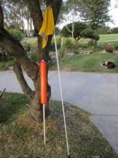 Dan Buoy Easily Dissasembled VG Condition Wangi Wangi Lake Macquarie Area Preview