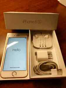 Near Mint Apple iPhone 6S 64GB Rose Gold  Locked to Rogers