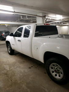 2011 GMC Sierra, first 10,000 takes it. Lots of extras