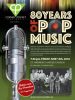 80 YEARS OF POP MUSIC - CONCERT