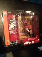 Mcfarlane Scotty Pippen Series 6 Red Jersey