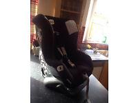 britax car seat first class plus birth to 18kg (approx 4yrs)