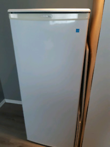 Congelateur verticale
