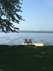 Family Summer Vacation at Luxury 4 BR Cottage on Bass Lake!