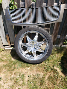 03 Cadillac Escalade ext