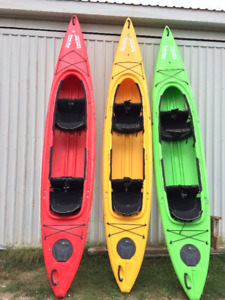 Wilderness Systems Pamlico Tandem Kayak / Kayaks 14.5 for sale!