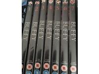 Buffy the vampire slayer DVD collection seasons 1-7
