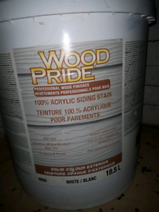 Siding and Fence Paint 18.5 L