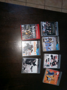 PS3 games $2 each or $10 for all