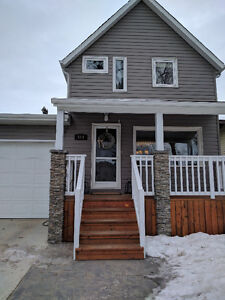 Charming house for sale in Melfort