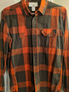 H and M Mauritz Archive Collection Button Down Shirt
