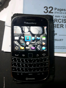 BlackBerry Bold 9900 for sale
