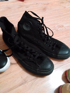 Converse Shoe Sale Kids & Adults Like New $25 or Less London Ontario image 4