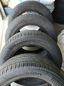 Nokian eNTYRE 2.0 Tire 205/60 R16 96H XL All Season Tires A+