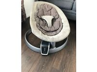 Nuna Leaf Baby Rocker & Leaf Wind Monitor
