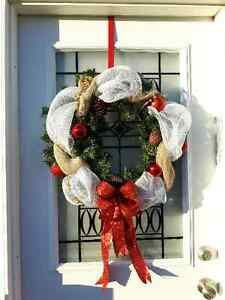 Christmas Wreath St. John's Newfoundland image 2