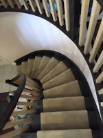 Carpet, Stair Runner Installation and Repair - Best Prices