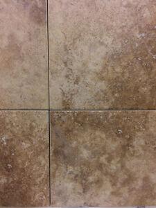 """BLOWOUT FLOORING INVENTORY - Porcelain Tiles 12"""" x 12"""""""