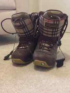 Northwave snowboard boots size 8.5 (women's)