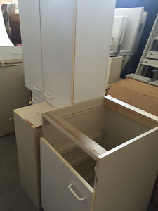 Cabinets get a great deal on a cabinet or counter in for Kitchen cabinets kijiji