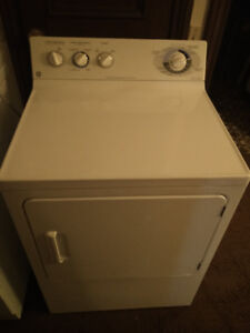 Dryer, Commercial Quality, GE, General Electric