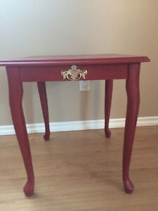 End Table - Shabby Chic