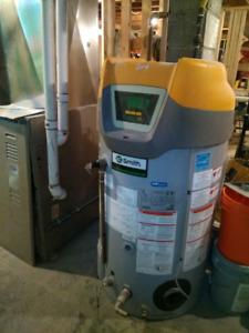 A. O. Smith Cyclone Mxi water heater Commercial 60gallon