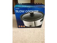 Slow cooker never been used