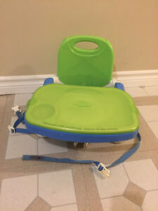 Fisher Price Booster Seat with Food Tray