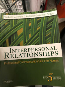 Interpersonal relationships skills