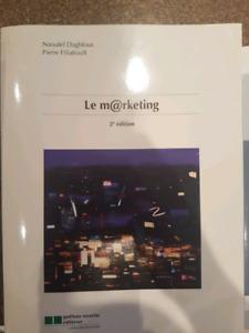 Le marketing 2ieme édition à vendre
