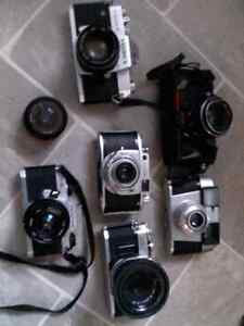 Antique Camera Collection  Prince George British Columbia image 1