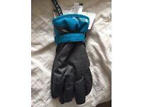 Brand new ladies ski gloves