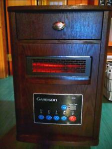 Portable Garrison heater