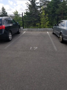PARKING PLACE FOR RENT IN SOLSTICE 2 BUILDING