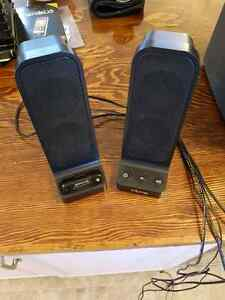 iHome computer speakers