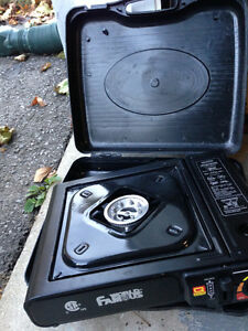 world famous single burner butane camp stove