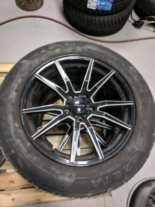 18 inch wheels and tires
