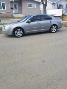 2008 Ford Fusion Awd Fully Loaded