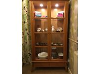 Display cabinet and sideboard with lights for sale