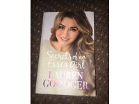 LAUREN GOODGER BOOK £2