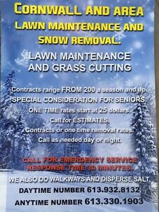 Snow removal  Cornwall Ontario image 4