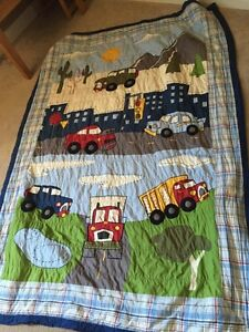 Boy bedding big set