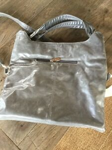 Bertotti Grey Handbag Purse AVAILABLE if ad up London Ontario image 3