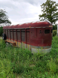 Horse Trailers for Restoration