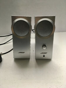 Bose Companion 2 Multimedia Speakers System (Bose speakers)