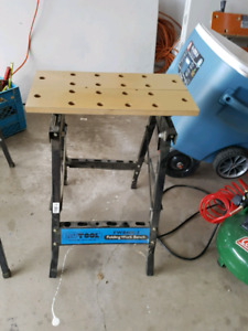 Small work bench