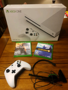 MINT condition Xbox One S for sale or trade